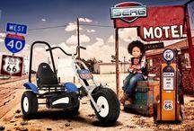 BERG ♥ Special / You really should be seen on a BERG Special pedal gokart. All the models are equally special and unique | Je wilt gezien worden op een BERG Special skelter. Alle modellen zijn even uniek en speciaal.