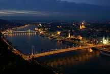 The great Danube river