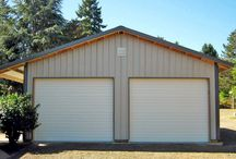 Residential Pole Buildings / Residential Pole Buildings (shop, garage, storage shed, outbuilding)