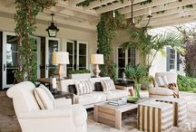Outdoor Spaces / by Susan Barnett
