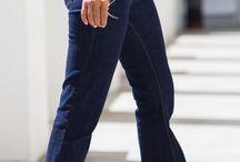 jeans bota campana