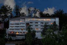 VILLA MAGDALENA**** / Die Villa Magdalena ist unser erstes Leading Spa Resort in Kroatien! Das Resort wurde zum 3 besten Wellnesshotel in ganz Kroatien gekürt. Das Boutique-Hotel befindet sich an einem Berg im Zentrum von Krapinske Toplice, nur 45 km von Zagreb entfernt. Es ist das erste exklusive, kleine Hotel in Hrvatsko Zagorje, das mit 4 Sternen kategorisiert ist.