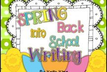 Reading and writing  / by Nicole Jordan