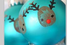 Christmas crafts / by Lilly Harris