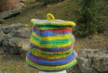 Něco pleteného pro děti - Something knitwear for babies