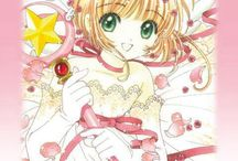 Anime, manga or games of Art / saiunkoku monogatari/card capture Sakura/sailor moon