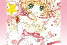 Anime, manga or games of Art / saiunkoku monogatari/card capture Sakura/sailor moon