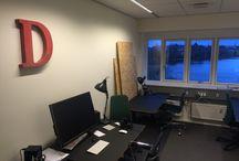 Kontor indretning