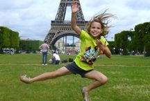 Traveling with kids / Useful tips and a personal bucket list of places and things I would love to discover with my kids