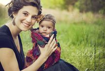 Younger babies posing/ideas / by Hayley Bryant
