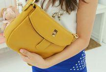 Leather Handbags - 124