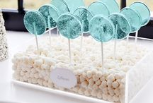 Ideas for a Candy Buffet