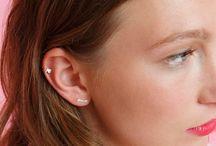 "ARO LOOKBOOK EDITION III / Fashion Jewelry Lookbook  Photography: Nicole Mlakar Model: Mary Bryce Hair & Makeup: Emily Hobbs  Nails: Meghann Morales ""Nails Y'all"" Creative Direction & Styling: Leslie Hernandez"