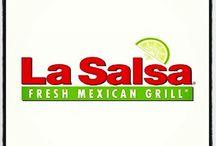 La Salsa Logo