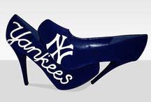 New York Yankees / by Alexandria Benyo