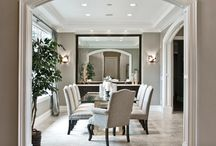 Fabulous Dining Rooms
