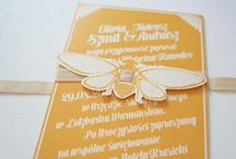 wedding invitations / wedding invitations | zaproszenia ślubne