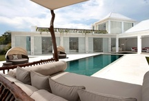 Villa Putih, Canggu,Bali / The White Villa offers a unique way to enjoy the charms of the island at your own pace.