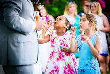 Children at Weddings / Children at weddings photographed by Kristen Borelli. www.kristenborelliphotography.com