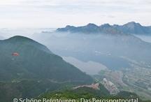 Gardasee & Umgebung (Italien) / Einen Erlebnisbericht zu unserem Aufenthalt in der Destination Gardasee findet Ihr auf unser Webseite: http://www.schoenebergtouren.de/regionen/italien/gardasee-und-idrosee-adventure-genuss-und-idylle-zwischen-den-seen/ / by Schöne Bergtouren - Das Bergsportportal