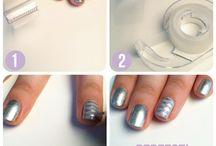 nail art / by Tiffany