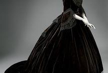 Vestidos de outra época 1800-1900