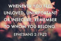 Christian Encouragement / Uplifting quotes etc