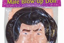 Hen Party Accessories / PartyWorld have a Massive range of Hen Party Accessories. So weather you're going to Ireland, England Scotland Wales, Paris, Dublin, Kilkenny, Cork,or Galway stand out from the crowd with the best range of Hen Night Accessories on the market. PartyWorlds Hen Party Supplies are so much Fun. Our Male Blow Up Doll is a great way to Get the Hen Party Started. As the bride to be cannot get away from some form of embarrassment. Our 5 foot hunk of a man will shock everyone.