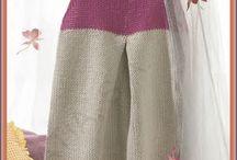 vestidos lana