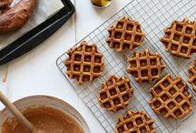 Breakfast / Slow or on the go seasonal breakfast recipes.