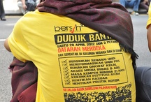 428... Bersih 3.0 (Dataran Merdeka Malaysia) / by Stephen Chong