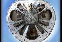 3D Virtual Panoramic