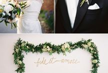 Wedding stuff / by Jennifer Hannah