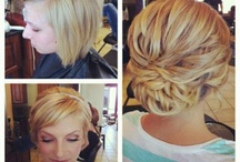 wedding hair / by Brandi Stutts