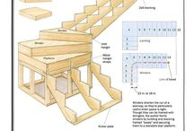 Woodworking -> Stairs