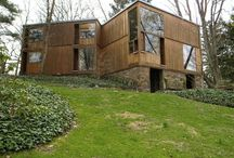 Fisher House_Luis Kahn