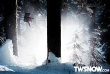 Snowboard / by Windy City Ski