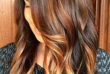 HAIR CUT & COLOR TRENDS / The latest in the hair world!