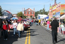 Moonshine Festival / The Moonshine Festival takes place annually in Dawson County and is a celebration of its heritage. Featuring classic cars, moonshine stills, and fried food it is truly a southern affair.