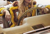 8 Artist Management | Elle Spain Editorial with Caroline Corinth by Xavi Gordo / Editorial for Elle Spain Magazine, with Caroline Corinth shot by the fashion photographer Xavi Gordo represented by 8AM - 8 Artist Management