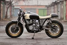 Awesome cafe racers