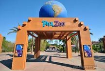 Zoos in the USA / a listing of major zoological gardens (zoos) in the United States