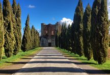 This is Tuscany!  / Historic sites you could explore on your villa holiday in Tuscany