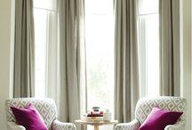 Interior Design sitting rooms
