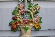 vintage Door Stops / by Victorian Rose
