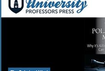 UPP Books / This contains books published by University Professors Press.