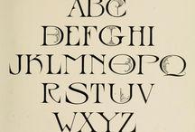 Schreibweise / Kalligraphie und andere Schriften