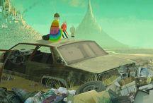 << Wasteland Stories >>