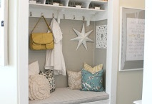 Mudroom / by Trisha Anderson