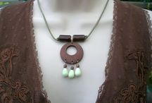 Boho Chic Jewelry / Handmade Bohemian Chic jewelry adds the finishing touch to any hipster-style outfit